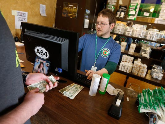 Green gold: Colo. underestimated pot demand