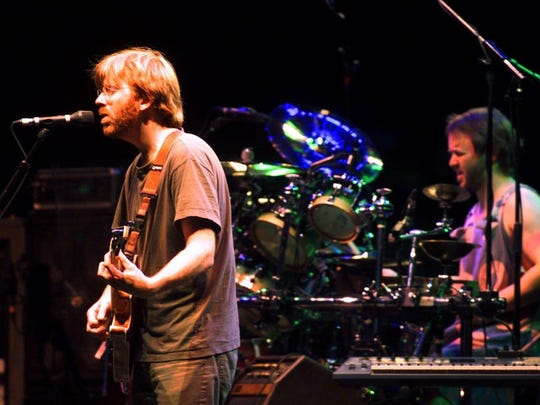 Phish, 1999 in Antioch, Tenn.
