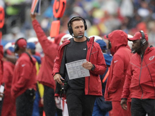 Could the Arizona Cardinals make the NFL playoffs? Photo: USA TODAY Sports