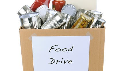 Goods can be dropped off to the crews on duty at the station at 700 Corkery Lane, Williamstown 08094.