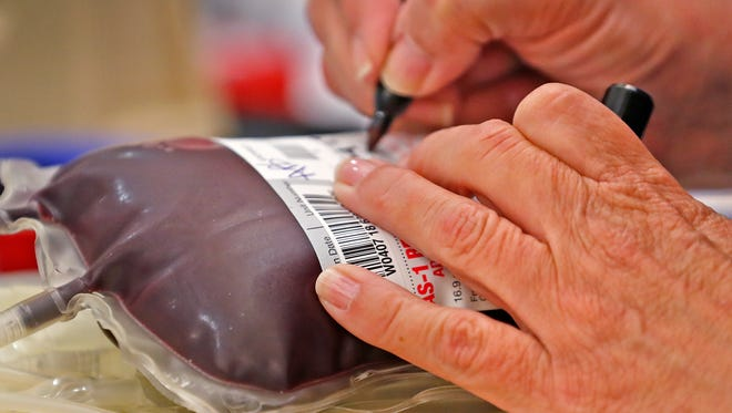 The Blood Bank of Delmarva has declared its second blood emergency in three months.