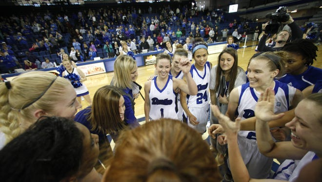 Drake's women's basketball team took second in the Missouri Valley Conference tournament last season. The tournament will be moved to Moline, Ill., in 2016.