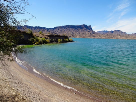 Cattail Cove State Park offers a network of beautiful