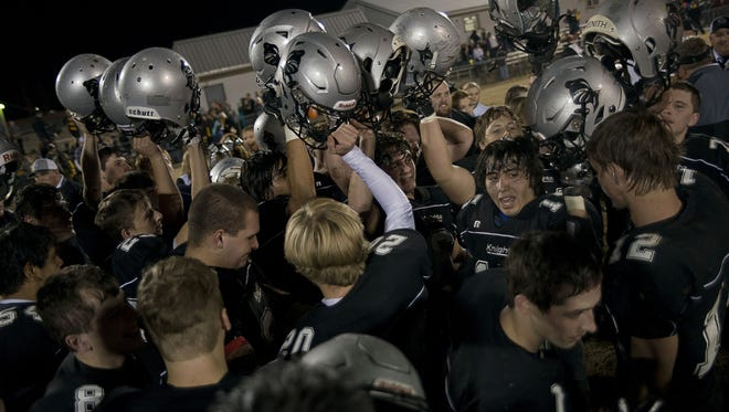 Robbinsville will play for the NCHSAA 1-A football championship on Saturday in Winston-Salem.