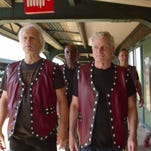 Screen grab of youtube video 'The Warriors: Last Subway Ride Home'