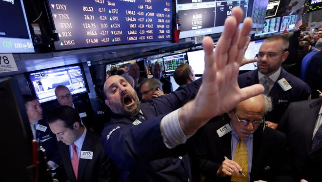 A strong U.S. economy helped propel the stock market higher for a fifth-straight year in 2014.