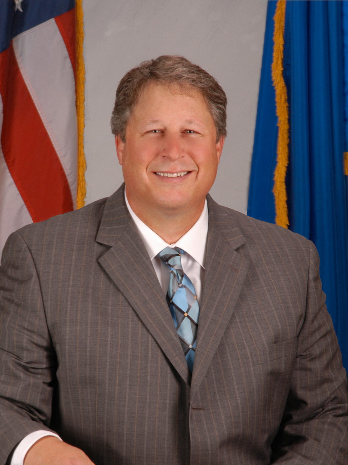 Eugene Hoover, Republican candidate for Senate District 15.
