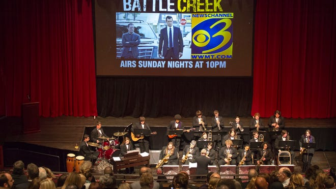 """Battle Creek"" premiere at W.K. Kellogg Auditorium on Tuesday. If you want to watch Sunday's debut on a big screen with others in the community, check out local watch parties."