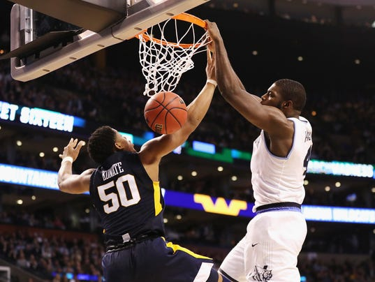 West Virginia v Villanova