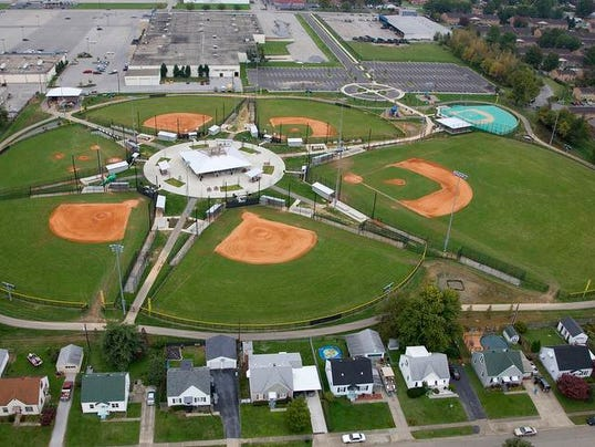 Clarksville Parks grant--REPORTER
