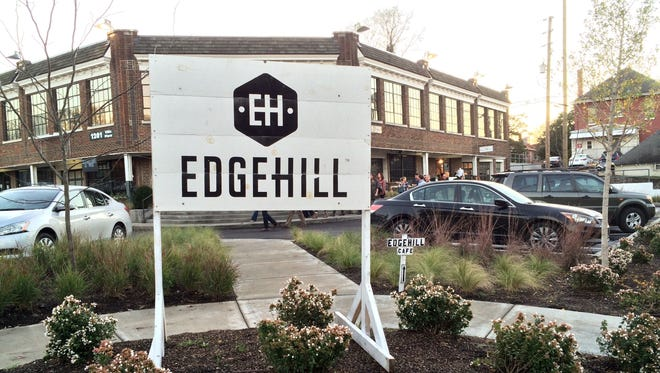 What Edgehill Village lacks in size it makes up in its cool factor.