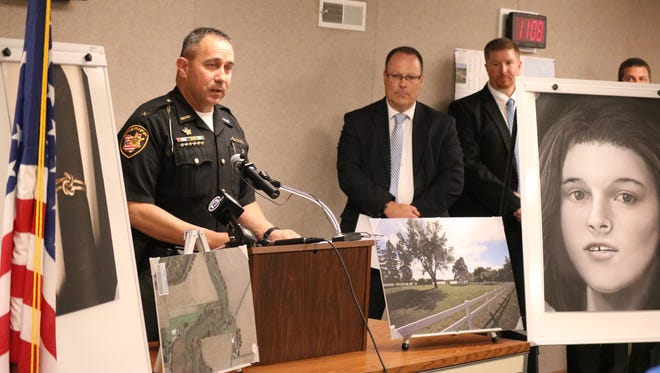 Ottawa County Sheriff Steve Levorchick is asking for the public's help in identifying a woman that was found dead in October 1975, a case that was never closed and has remained unsolved for 41 years.