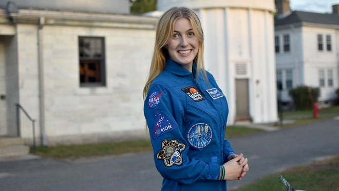 Abigail Harrison is founder of The Mars Generation, which is involved with many power players in the space industry.