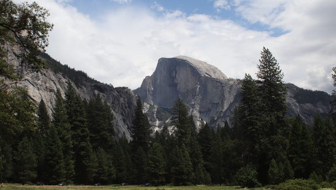 Yosemite National Park closed Tuesday due to damaging winds and critical fire weather threats.