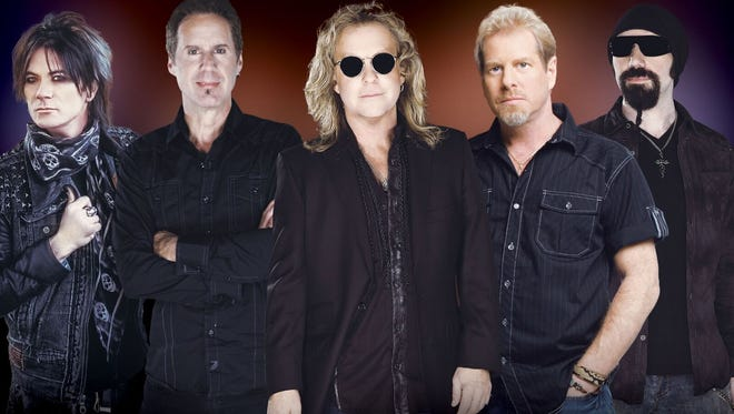"Night Ranger, the multi-platinum '80s hard-rock band best known for its 1984 power ballad ""Sister Christian,"" will play at 8:30 p.m. Friday, July 7, at the Marion County Fair. Free with admission."