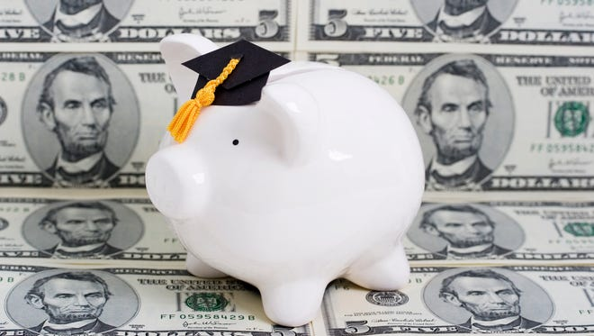 The annual cost of college education has risen by 130% in the past 20 years, according to the College Board, so it's no surprise so many of us have student loan debt.