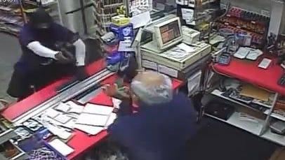 Still from surveillance video.