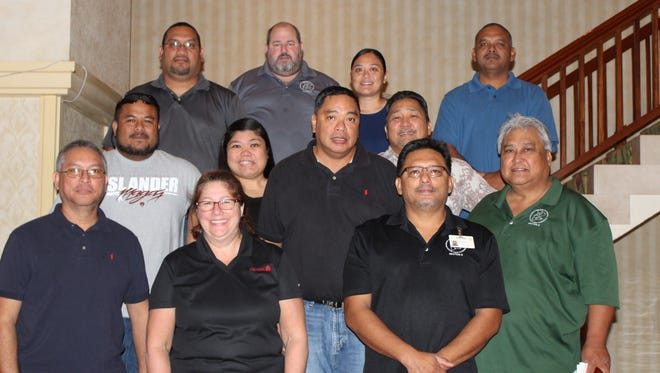 The Guam Housing and Urban Renewal Authority and the Northern Marianas Housing Corporation partnered for their inspectors to receive certification training on the Housing Quality Standards for the Section 8 Program on Aug. 24-25, at the Pacific Star Hotel. Guest trainer, Julie O'Conner from the Quadel Consulting Training, LLC.