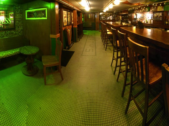 Shorty's Somewhat Fancy Bar, located in the basement of ROCA, is a subterranean speakeasy-inspired bar on Court Avenue in Des Moines.