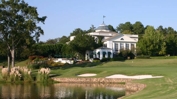 Mississippi State's golf program found its first permanent home in Old Waverly Golf Club the school announced on Wednesday.