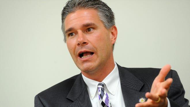 Wisconsin Attorney General J.B. Van Hollen.