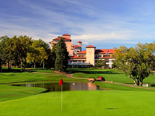 The Broadmoor takes a holistic approach in how it manages the greens.