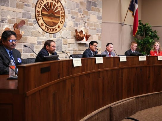 """FEB. 25: City Councilman Bill Richardson resigned the Single Member District 1 seat after coming under fire for comments he made on Facebook encouraging """"non-Hispanic"""" residents to keep a record of their encounters with Hispanic law enforcement officers. The comments stemmed from his dissatisfaction with the police response to his Feb. 18 call about a problem with a neighbor. A petition began circulating, calling for his resignation, and Richardson originally invoked the First Amendment in response to widespread criticism from residents, fellow council members and his own son. He turned in his resignation one week after the police call. A special election was called, and Richardson filed March 17 to run for the seat he had vacated a few weeks earlier. He received less than 4 percent of the vote."""