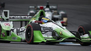Cavin: Why IndyCar went to a timed Detroit race