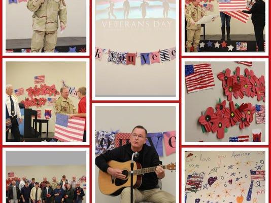 Valley Academy Charter School-photo-Veterans Day2