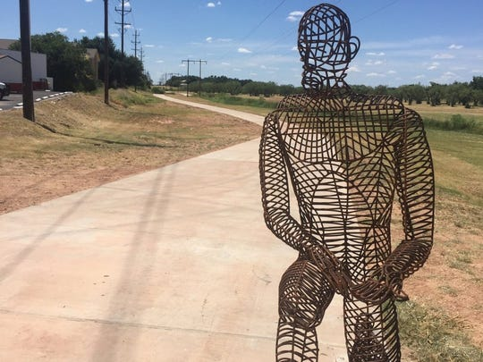 Contributed photo The Red Arroyo Trail's art will be spotlighted Saturday with a day of activities.