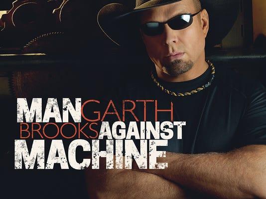 Music Review Garth Brooks