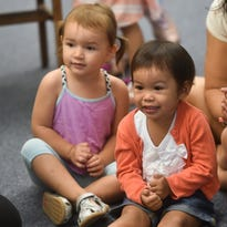 Library offers free program for toddler development
