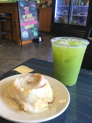 Restoratives Cafe is known for its fresh blended juices