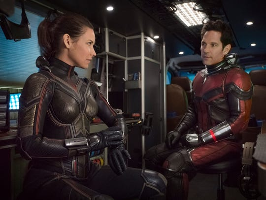 Marvel got the Wasp (played by Evangeline Lilly) right.