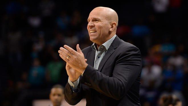 Jason Kidd was fired as Bucks coach in January.