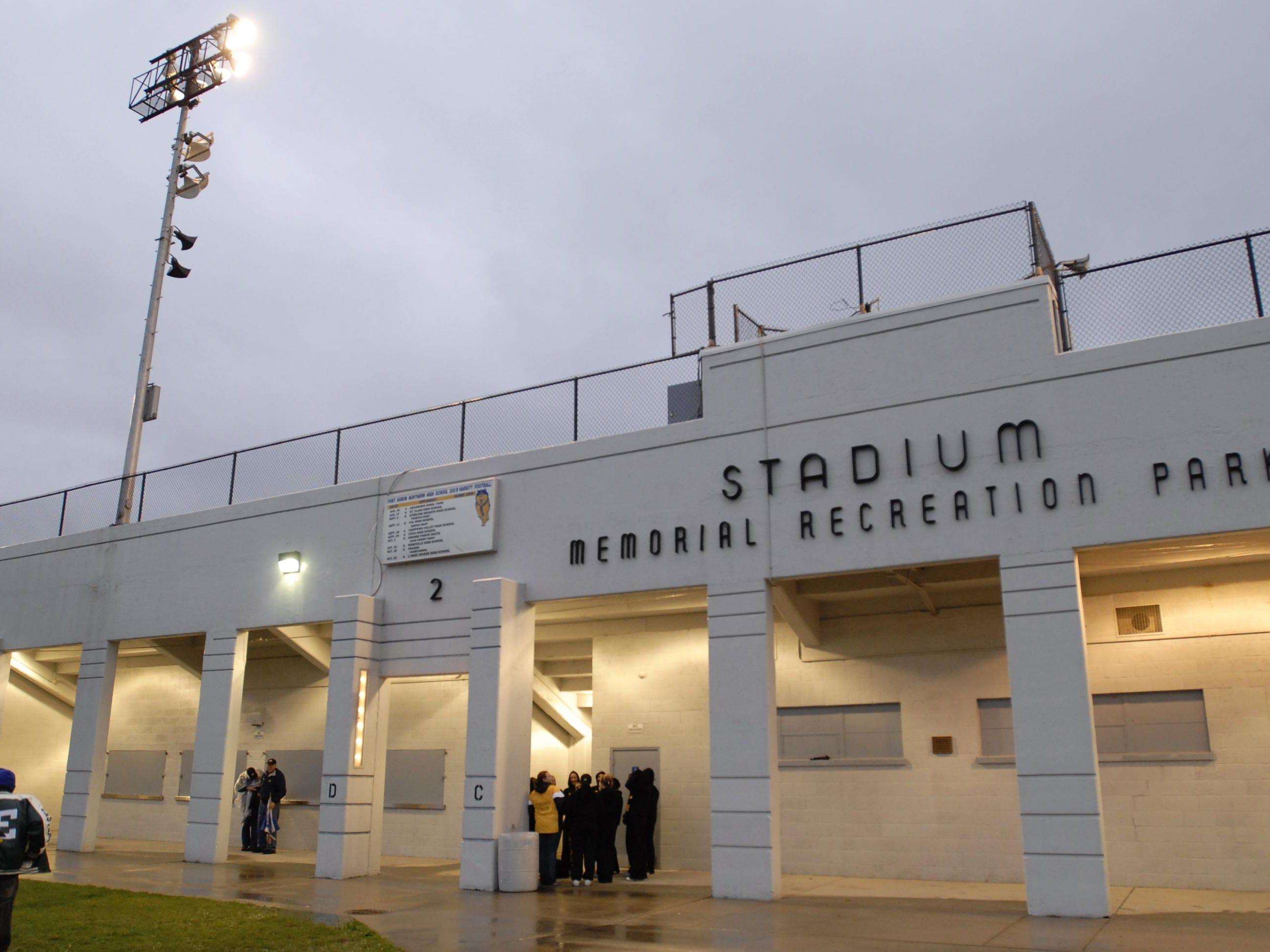 Memorial Stadium will host the PoHo Pond Hockey Classic Jan. 29, 30 and 31.