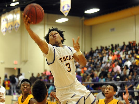 Hattiesburg High vrs Oak Grove High School Boys Basketball | Gallery