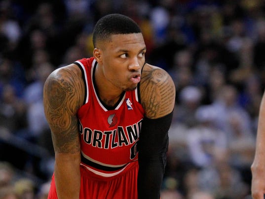 Damian Lillard to make history at NBA All-Star weekend