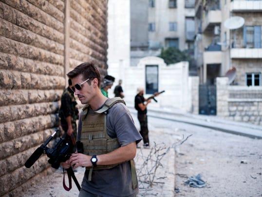 AP Journalist Slain