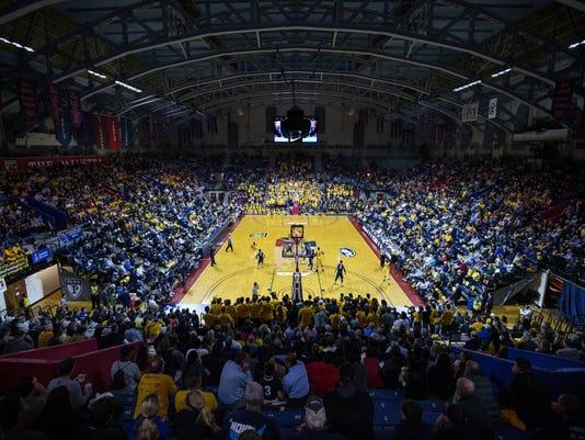 NCAA Basketball: Villanova vs La Salle