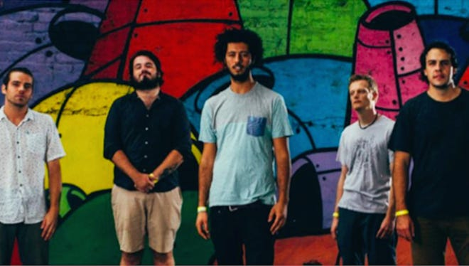 Worldbeat group Jouwala Collective will blend African rhythms with other styles during its free concert at the Dogfish Head brewpub in downtown Rehoboth Beach at 10 p.m. Saturday, March 10.