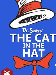 The Arts Center of Cannon County, 1424 John Bragg Highway in Woodbury, presents a 2 p.m. performance Saturday and May 14 of 'Cat in the Hat.' Tickets are $10 per person and can be purchased by calling 615-563-2787 or by visiting artscenterofcc.com.