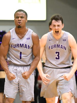 Furman will face USC Upstate in the first round of the CIT on Thursday