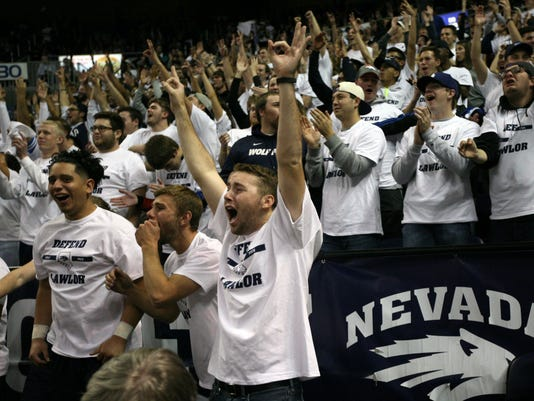 NCAA Basketball: Oregon State at Nevada