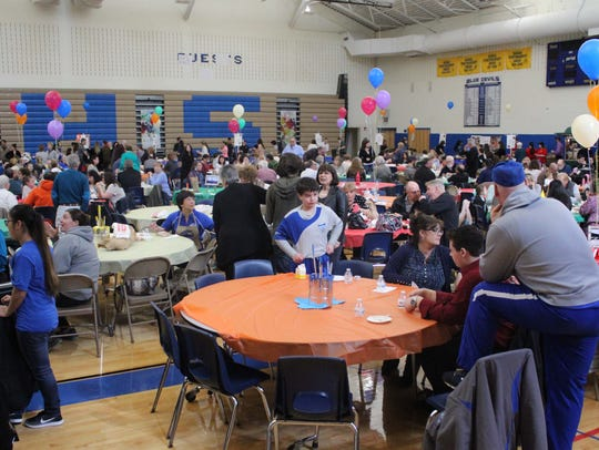 The 15th Annual Taste of the Town, held in the Hammonton
