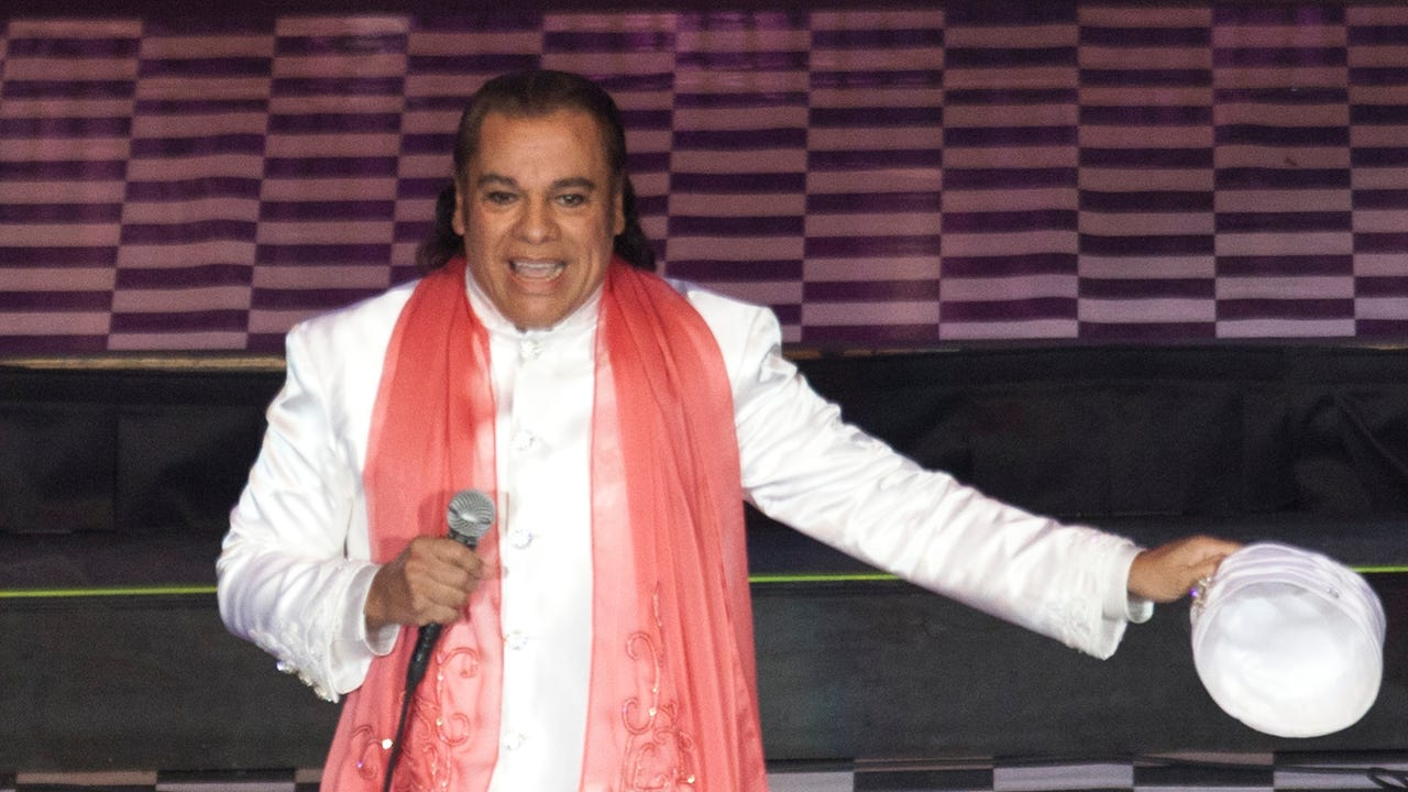 Mexican singing icon Juan Gabriel dies