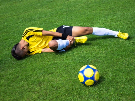 Approximately one out of every 10 kids become injured on the field. Of those injuries, about half are believed to be preventable.