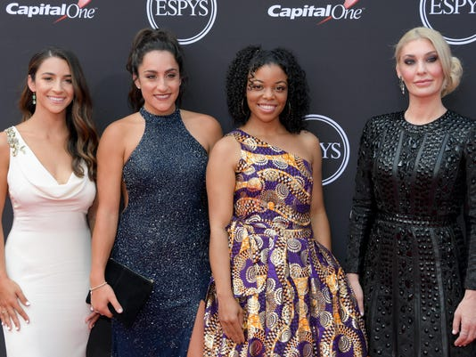 News: The 2018 ESPYS-Red Carpet