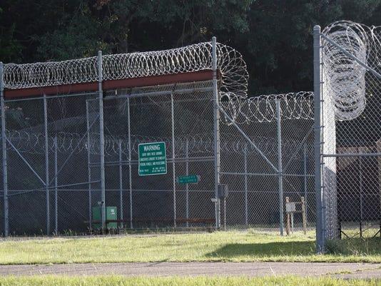 Mississippi Jail Disturbance