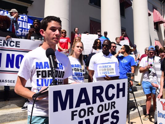 Tallahassee March for our Lives